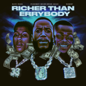 Richer Than Errybody (feat. YoungBoy Never Broke Again & DaBaby) - Gucci Mane Cover Art