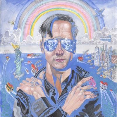Waves of Fear - Single - John Cameron Mitchell