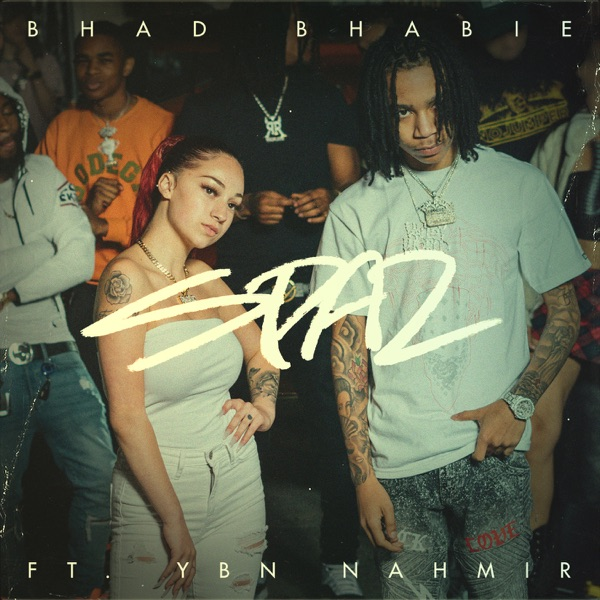 Spaz (feat. YBN Nahmir) - Single