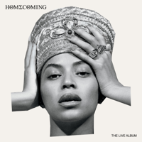 Beyonc - HOMECOMING: THE LIVE ALBUM artwork