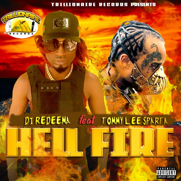 Hell Fire (feat. Tommy Lee Sparta) - Single