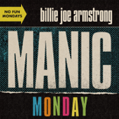 Manic Monday - Billie Joe Armstrong