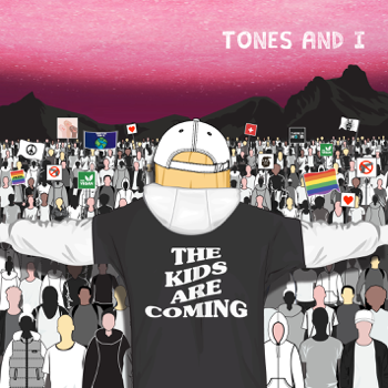 Tones and I Dance Monkey Tones and I album songs, reviews, credits