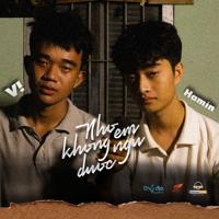 Download Mp3 HaMin - Nhớ Em Không Ngủ Được (feat. V!) - Single
