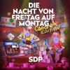 SDP - Die Nacht von Freitag auf Montag (Corona Edition) Grafik