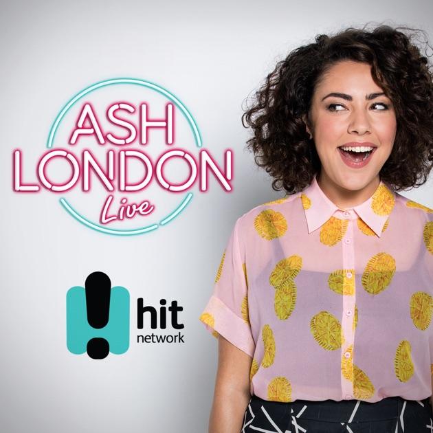 Подкаст Ash London LIVE Catch Up - Hit Network от Hit Network в ...