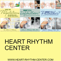 Podcast cover art for Heart Rhythm Center » Podcasts