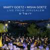 Marty Goetz & Misha Goetz - If God Is for Us (Romans 8) [Live] artwork