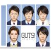 嵐 - GUTS ! アートワーク