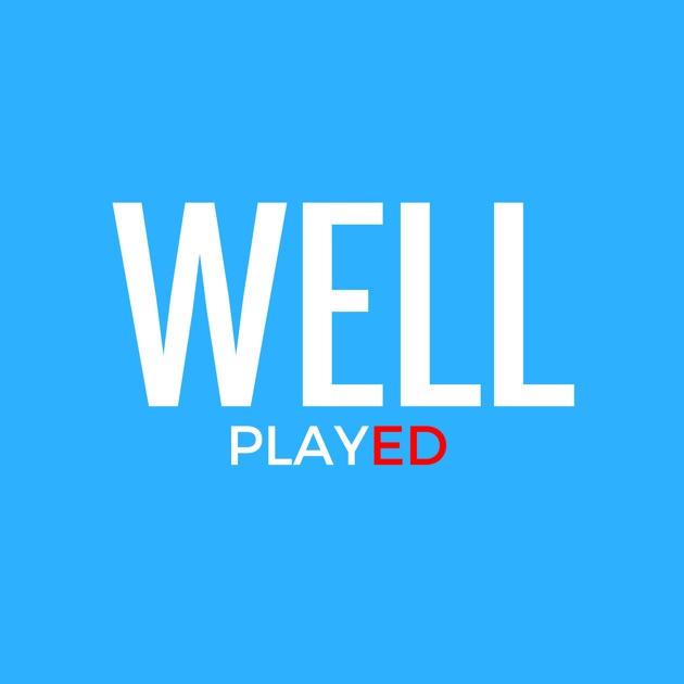 Well PlayED by Michael Matera on Apple Podcasts