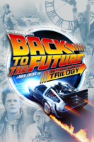 Universal Studios Home Entertainment - Back to the Future Trilogy artwork