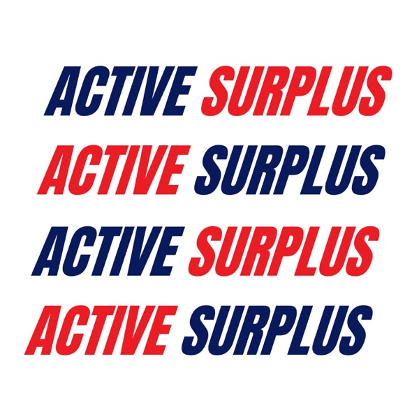 Active Surplus - Active Surplus - EP