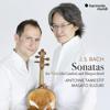 J.S. Bach: 3 Sonatas for viola da gamba and harpsichord, BWV 1027-1029 - Antoine Tamestit & Masato Suzuki