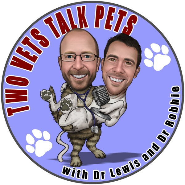 Two Vets Talk Pets: A veterinary podcast for animal lovers and pet