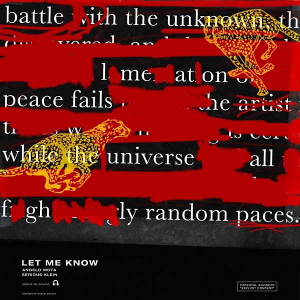 Let Me Know (feat. Serious Klein) - Single