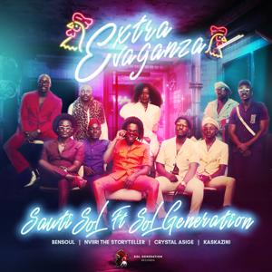 Sauti Sol - Extravaganza feat. Bensoul, Nviiri the Storyteller, Crystal Asige & Kaskazini