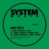 Babe Roots - World Struggle (feat. Danny Coxson)