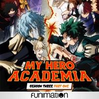 My Hero Academia, Uncut, Season 3, Pt. 1