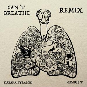 Kabaka Pyramid - Can't Breathe (Genius T Remix)