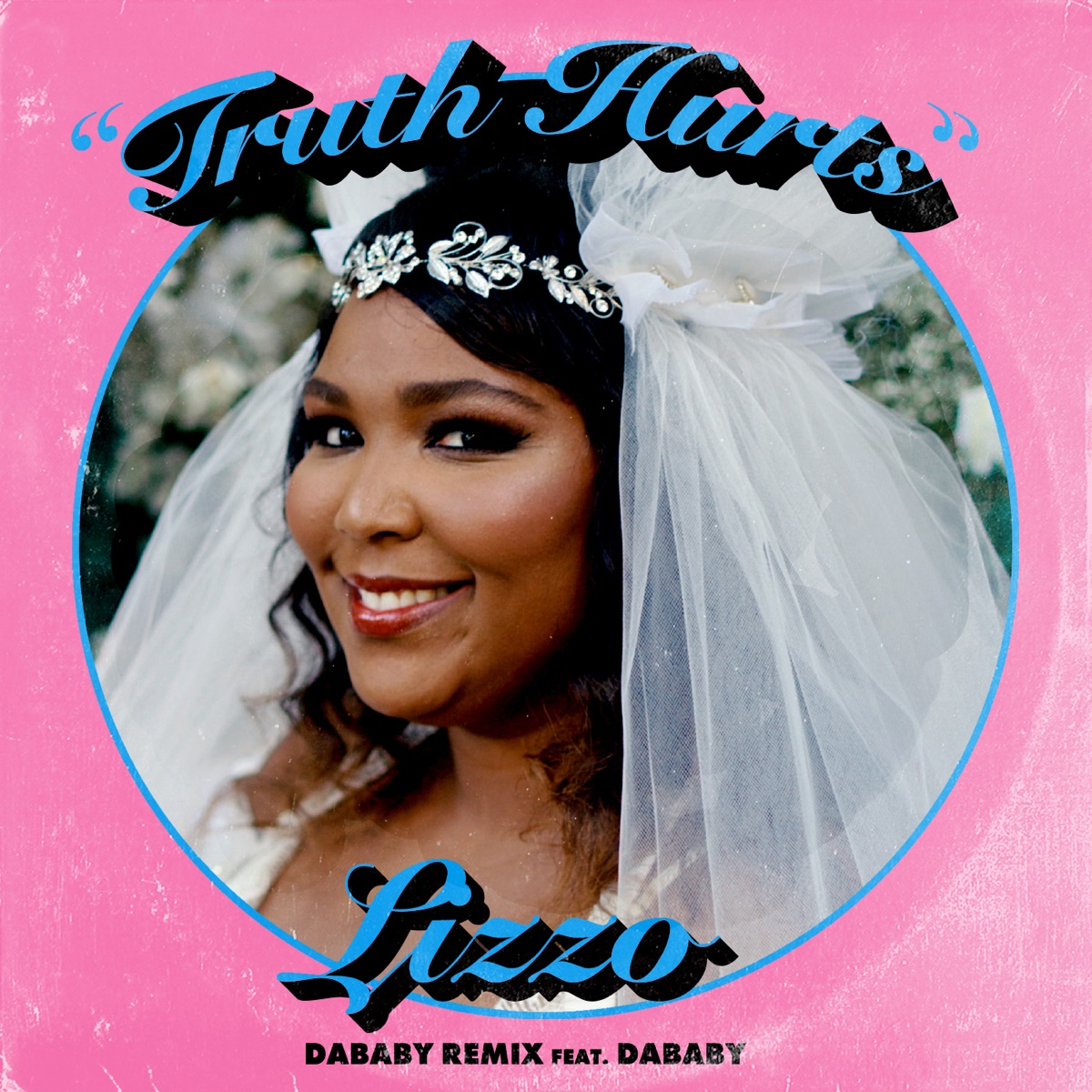 Truth Hurts DaBaby Remix feat DaBaby - Single Lizzo CD cover