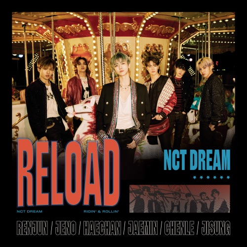NCT DREAM – Ridin' [iTunes Plus AAC M4A]