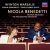 Nicola Benedetti, The Philadelphia Orchestra & Christian Măcelaru - Marsalis: Violin Concerto, Fiddle Dance Suite  artwork