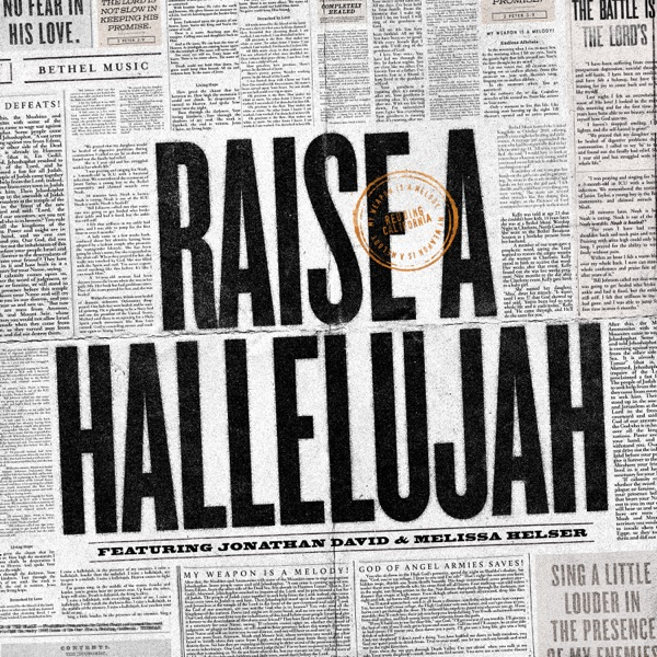 Raise a Hallelujah (Studio Version) - Single