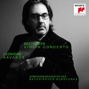 Beethoven: Violin Concerto, Op. 61, Septet, Op. 20 & Variations on Folk Songs, Op. 105 & 107 - Leonidas Kavakos & Bavarian Radio Symphony Orchestra - Leonidas Kavakos & Bavarian Radio Symphony Orchestra