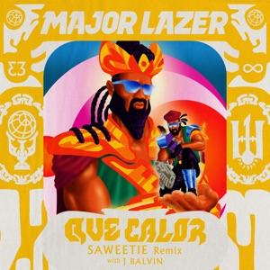 Que Calor (with J Balvin)