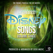 The Greatest Disney Songs, Vol. 3