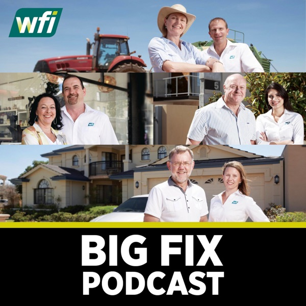 The Big Fix For Small Business Podcast