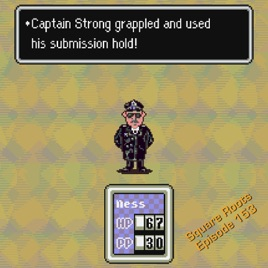 Square Roots - THE Classic RPG Podcast: EarthBound Part 1