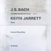 Keith Jarrett - J.S. Bach: The Well-Tempered Clavier, Book I (Live in Troy, NY / 1987)  artwork