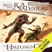 The Halfling's Gem: Legend of Drizzt: Icewind Dale Trilogy, Book 3 (Unabridged)