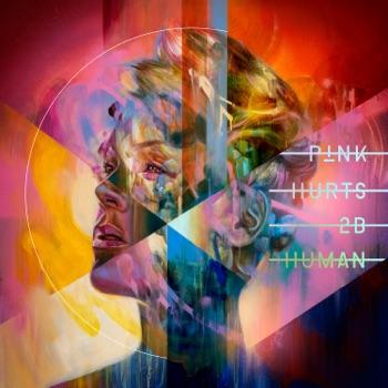 P!nk - Hurts 2B Human The Remixes feat Khalid EP Album Reviews