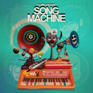 Gorillaz - Pac-Man feat. ScHoolboy Q
