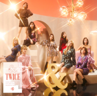 TWICE - &TWICE artwork