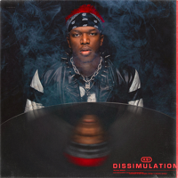 KSI - Dissimulation artwork