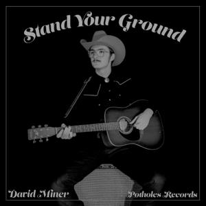 David Miner - Stand Your Ground