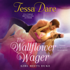 Tessa Dare - The Wallflower Wager  artwork