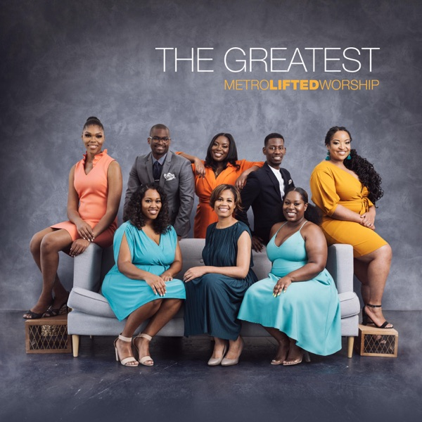 Cover art for The Greatest