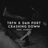 TRFN & Dan Port - Crashing Down (feat. Siadou) artwork