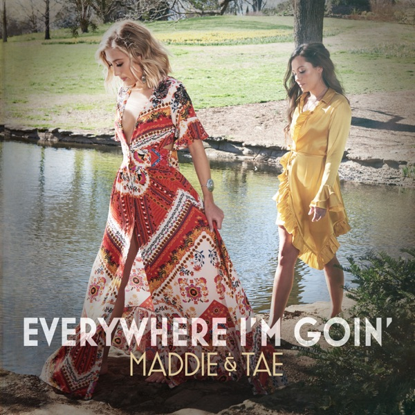 Everywhere I'm Goin' - Single