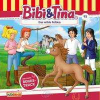 Matthias von Bornstädt - Bibi und Tina - Folge 93: Das wilde Fohlen artwork