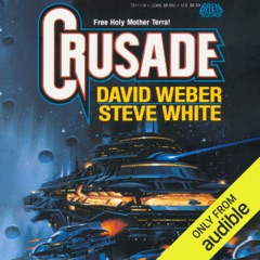 Crusade: Starfire, Book 1 (Unabridged)