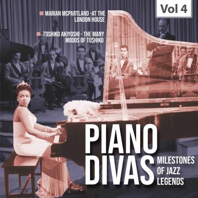 Milestones of Jazz Legends: Piano Divas, Vol. 4 - Marian McPartland
