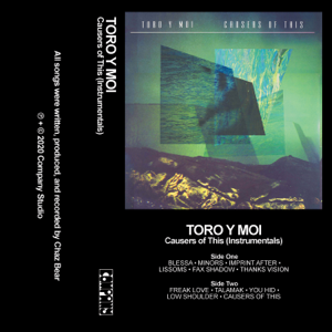 Toro y Moi - Causers of This (Instrumentals)