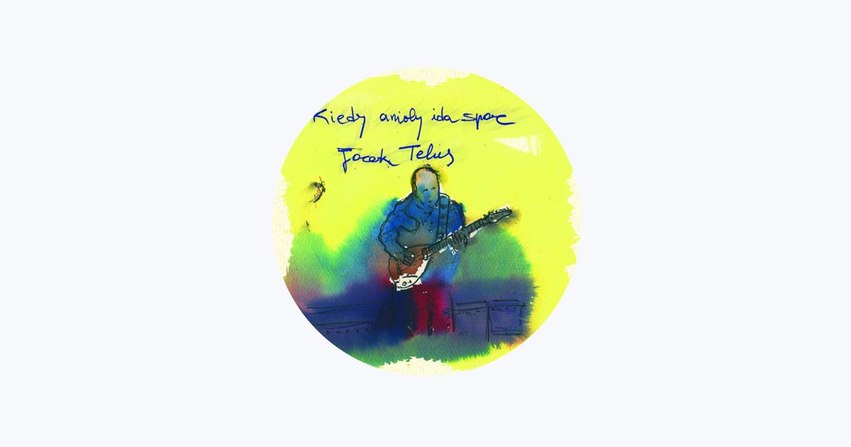 Jacek Telus On Apple Music