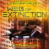 John Conroe - Web of Extinction  artwork