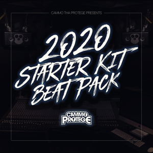 Cammo Tha Protege - 2020 Starter Beat Pack